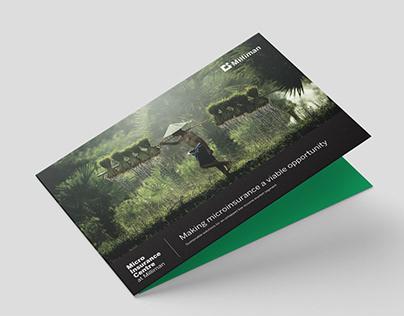 Folder design - Milliman