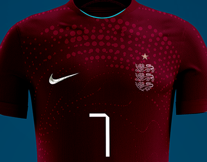 England National Football Team rebrand
