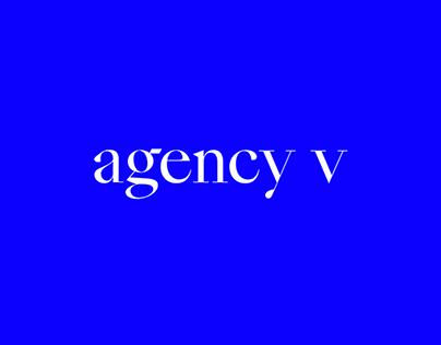 Agency V Rebranding