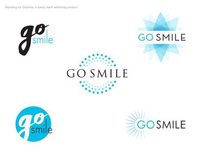 GOSMILE: identity/branding exploration