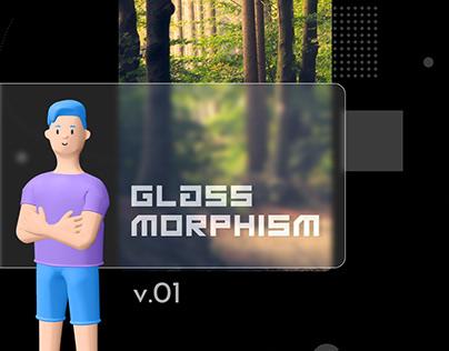 Glassmorphism V.01