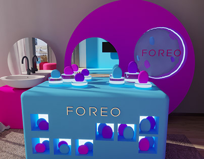 FOREO - Brand Activation