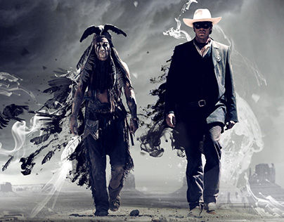 Disney | The Lone Ranger trailer