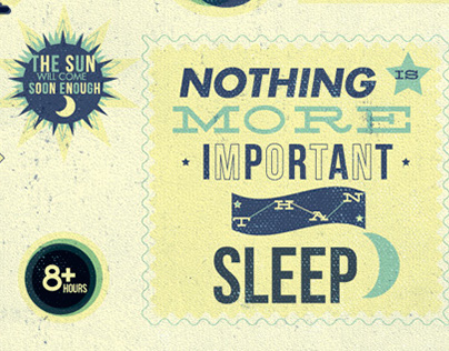 Nothing is More Important than Sleep