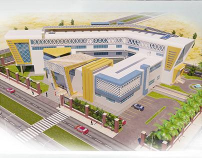 Hospital (200 bed)
