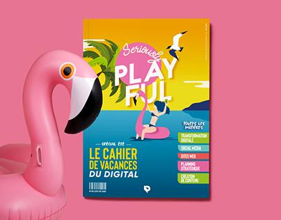 Cahier de Vacances digital