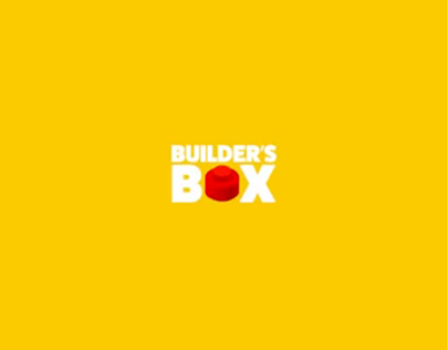 "INT. CAMPAIGN // 2016 // ""Builders Box"""