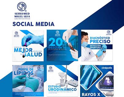 SERVIMED - Social Media