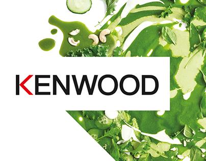 Landing page KENWOOD