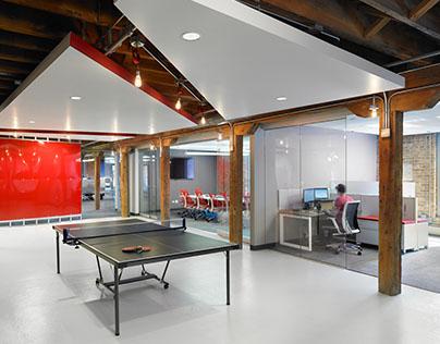 Ray Allen, Chicago, IL Architect: Box Studios