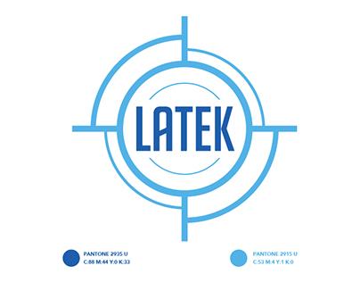 LATEK ELECTRICAL ENGINEERING LOGO DESIGN