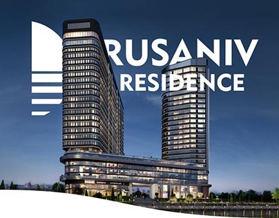 Rusaniv Residence