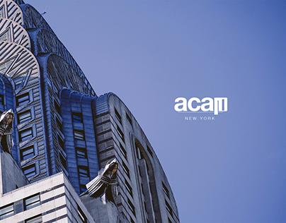 VISUAL IDENTITY | ACAP NYC