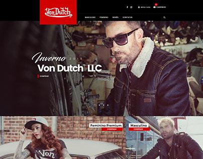 Von Dutch - E-commerce