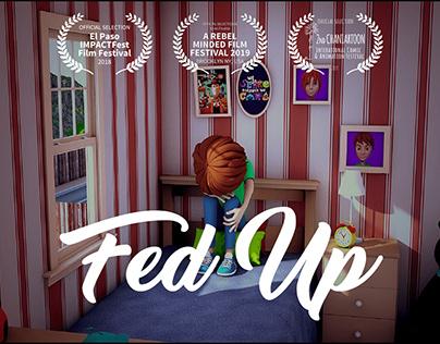 Fed Up - Animated Short Film