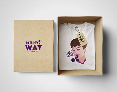 Milky Way merchandise