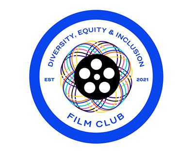DE&I Film Club Logo