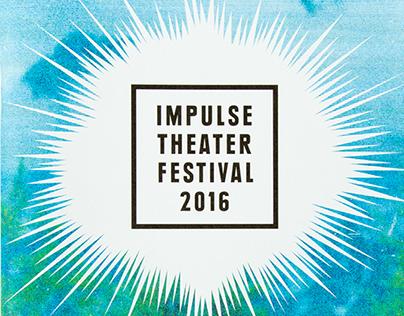 Impulse Theater Festival 2016