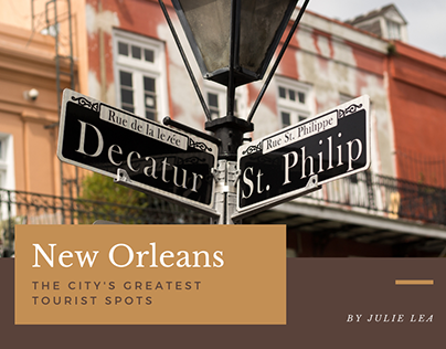 New Orleans' Greatest Tourist Spots