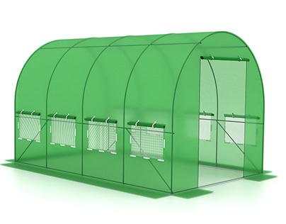 3D Model of foil tunnel