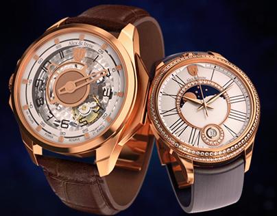Wedding Watches A&I Unique timespieces