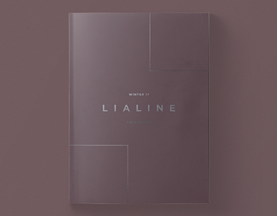 Lialine Winter 17 | Editorial Design