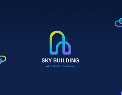 Sky Building Logo Design