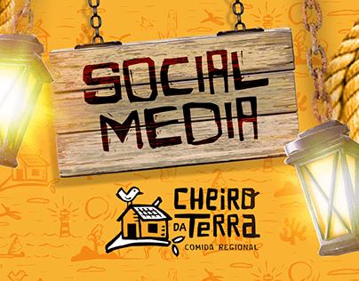 CHEIRO DA TERRA - SOCIAL MEDIA