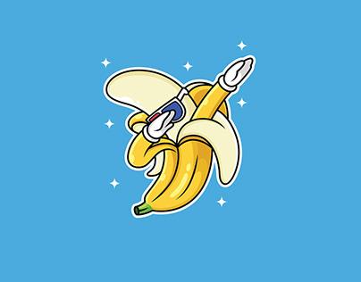 Dub Banana!!! 😋 🍌🍌