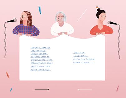 EDITORIAL –Ladies of radio