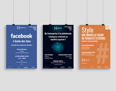 UVDE Posters
