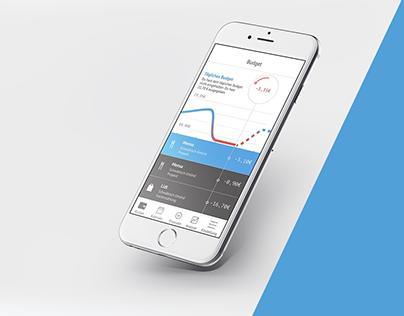 Daily Budget Control App