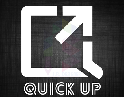 Logo and Brand Design for Quick Up (Q Letter)