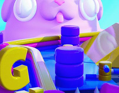 Unreal Engine GAMERISTIC logo animation + Tutorial
