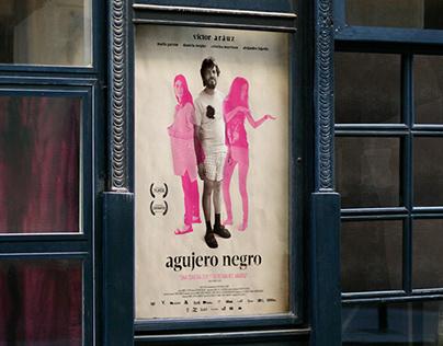 Agujero Negro - Movie Poster