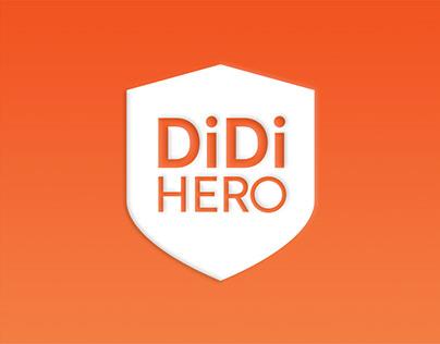 DiDi Hero - Multichannel Campaign
