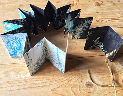 Tra le foglie (libro d'artista)