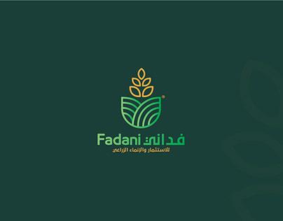 Fadani_فداني I Agriculture Exploitation Logo Identity