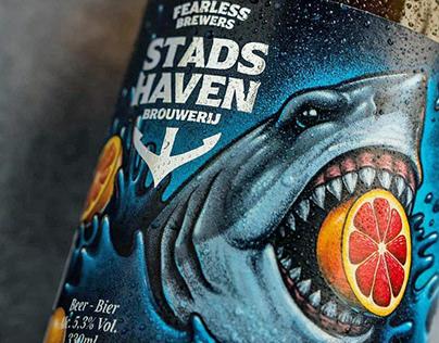 Illustrations for beer labels