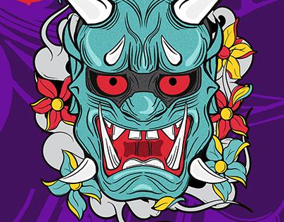 Ubisoft - For Honor (Demon Masks)