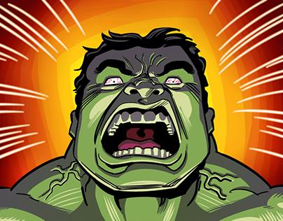 Marvel TL;DR - World War Hulk