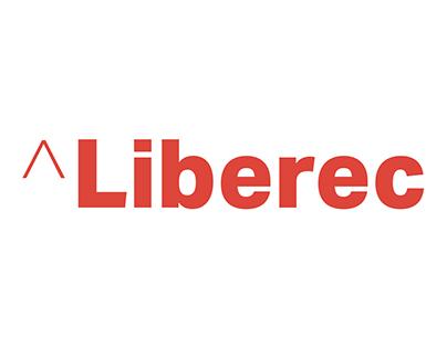 Logo of the statutory city of Liberec