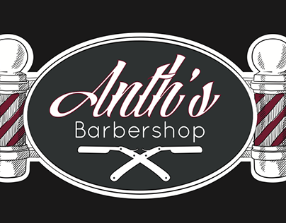 Anth's barbershop project