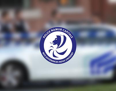Namur Police Dept Logo