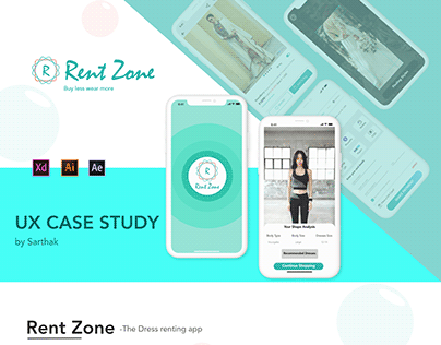 Rent Zone UX Case Study
