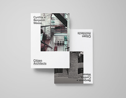 Cynthia + Benjamin Weese Book