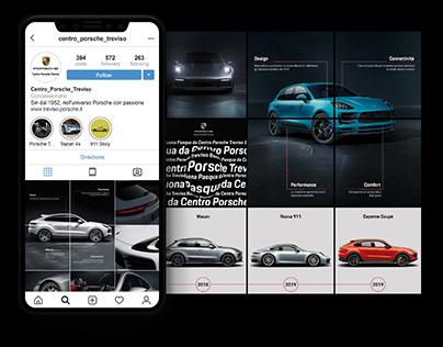 Centro Porsche Treviso - Social Communication