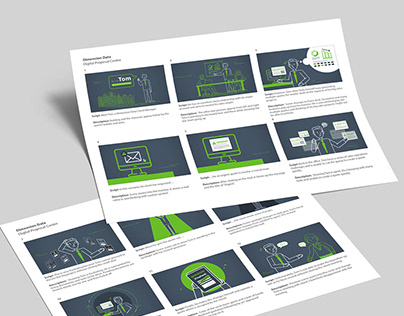 Video Explainer: Dimension Data Digital Proposal Centre