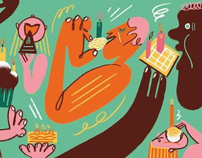 Happy 25th birthday! – For Augustin Boulevardmagazine