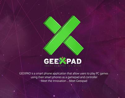 GEEXPAD